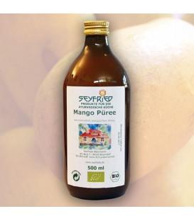 Organiczne Puree z Mango, 500 ml