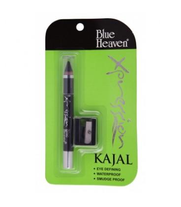 Kajal Xpression z lusterkiem kolor czarny Blue Heaven 3g