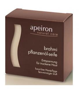 BIO Ajurwedyjskie Mydełko z BRAHMI Auromere APEIRON, 100 g,