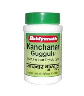 Kanchanar Guggulu 80 tabl. Baidyanath