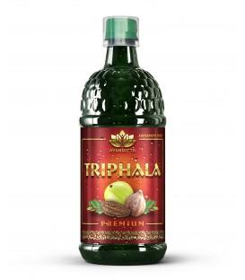 Triphala w płynie  1 litr, Ayurvitta suplement diety