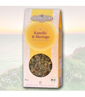 Hari Tea Organiczna Herbata Rumianek i Moringa, 100g