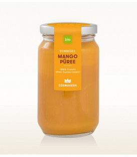 BIO 100% Mango Puree 400ml Cosmoveda Fair Trade