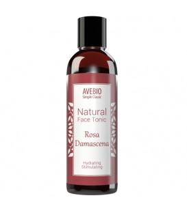 Naturalna Woda Kwiatowa Różana 100ml Avebio