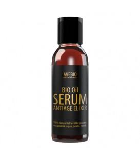 BIO Naturalne Serum Eliksir - naturalne oleje AVEBIO 50 ml