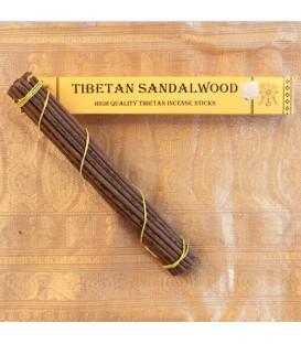 Tibetan Sandalwood Incense, 27 sticks