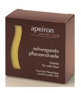 Mydło Organiczne Ajurwedyjskie z Ashwaganda Herbal Oil 100g Auromere