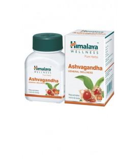 Ashwagandha 60 tabl. Himalaya (Suplement Diety) - witalność i energia