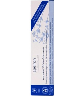 Pasta do Zębów BIO bez mięty, eukaliptusa i mentolu, 75 ml Apeiron - aż 24 ajurwedyjskie ekstrakty ziół!