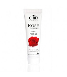 Peeling Różany w Kremie, 50 ml, CMD - organiczny