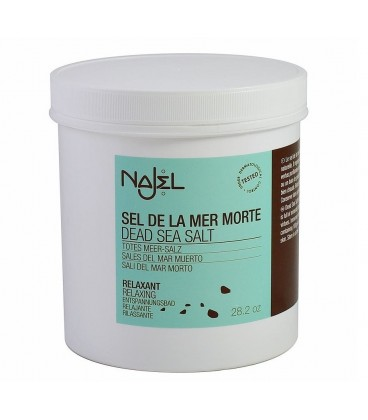 Sól z Morza Martwego 1kg Najel