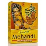 Mehandi - Czysta henna sproszkowana z Lawsonia inermis, 100g, Hesh