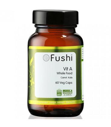 Whole Food Vitamin A 60 kapsułek FUSHI