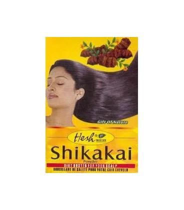 Shikakai szampon puder do włosów 100g Hesh