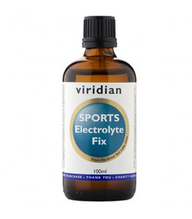 Sports Electrolyte Fix (100 ml)  Viridian