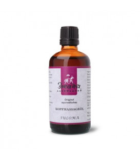 Olejek do masażu głowy Suloma Ayurveda, 30 ml Aashwamedh