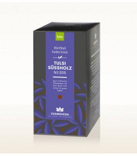 BIO Herbata Tulsi & Lukrecja 17 saszetek x 1,8g Cosmoveda