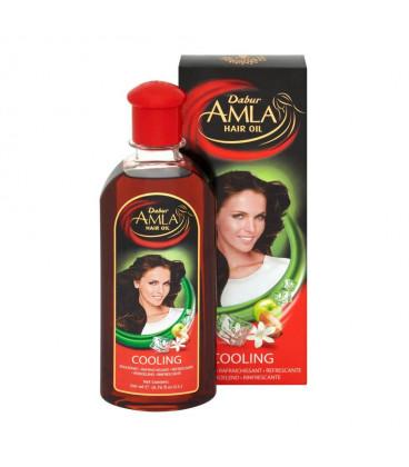 Dabur Amla Hair Oil Cooling 200ml - UK