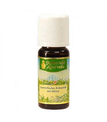 Ayurvedic Herbal Mint Oil Maharishi, 10 ml