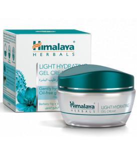 Krem nawilżający lekki żelowy (Light Hydrating Gel Cream) 50g Himalaya Himalaya Herbals