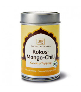 Coconut-Mango-Chili organic topping, 60 g