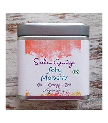 "Salty Moments ""Chili-Orange-Cinnamon"" organic, 150 g Tinbox"