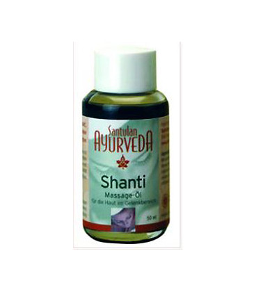 Olejek Shanti na bóle stawów 50 ml Santulan