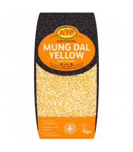 Żółta fasola Mung (Yellow Mung Dal) 500g KTC