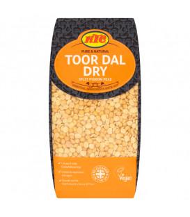 Nikla indyjska Toor Dal 1kg KTC