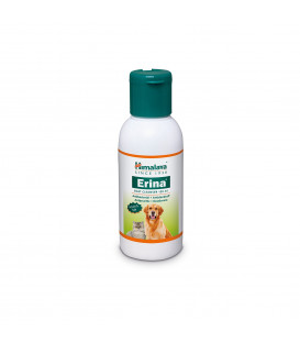 Szampon dla psów przeciwko kleszczom, pchłom i pasożytom 120ml HIMALAYA Herbals