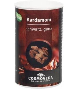 Ziarna Czarnego Kardamonu ORGANICZNY 40g Cosmoveda