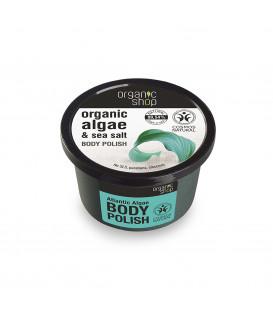 Pasta do ciała Atlantyckie Algi 250 ml ORGANIC SHOP