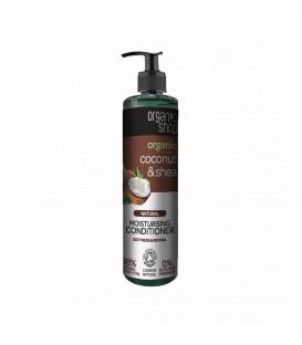 Odżywka do włosów nawilżająca kokosowa 280ml ORGANIC SHOP
