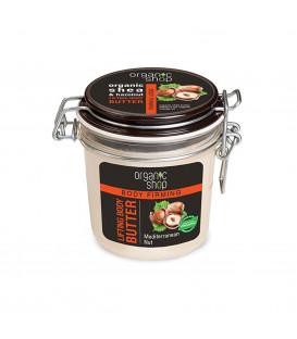 Masło do ciała liftingujące Śródziemnomorski Orzech 350 ml