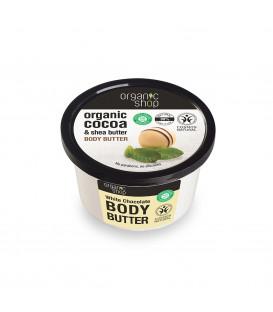 Masło do ciała Biała Czekolada 250 ml