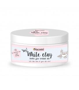 Glinka Biała Kaolin 50g Nacomi - cera wrażliwa i alergiczna