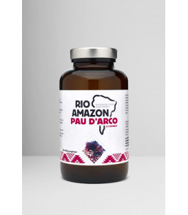 Pau d Arco - suplement diety 60 kapsułek x 500mg, Rio Amazon