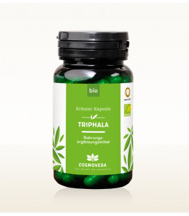 BIO Triphala, 80 kapsułek, Cosmoveda - suplement diety