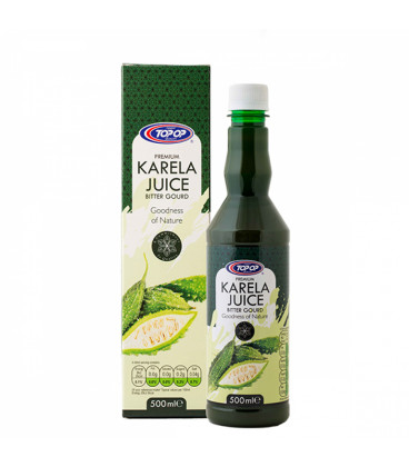 TOPOP KARELA JUICE 500ml
