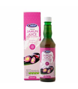 Sok z Indyjskiej Śliwki JAMUN JUICE 500ml TOPOP dla diabetyków