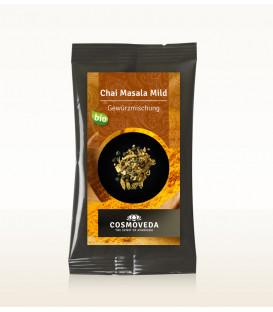 Masala Chai Organic mieszkanka przypraw do indyjskiej herbaty 10g Cosmoveda