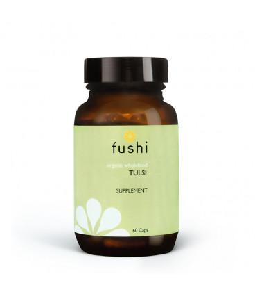 Fushi Wellbeing Tulsi 60 kapsułek SUPLEMENT DIETY