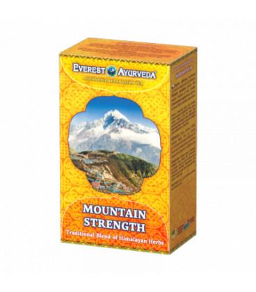 Herbata Tybetańska SHERPA - górska siła 100g susz Everest Ayurveda