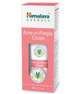Krem do skóry skłonnej do wyprysków 30g Himalaya (Acne-n-Pimple Cream)
