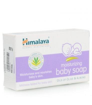 Delikatne mydło dla dzieci 75g Himalaya (Baby Soap)