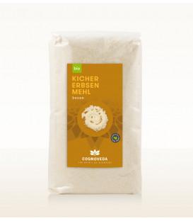 BIO Mąka z ciecierzycy (besan) ekologiczna 400g Cosmoveda