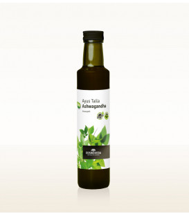 Olej z Ashwagandha 100ml Cosmoveda - przeciwstarzeniowy brązujący olejek do ciała