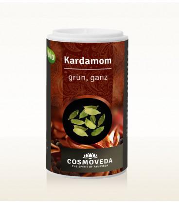 Zielony Kardamon ORGANICZNY Cały Sri Lanka 20g Cosmoveda
