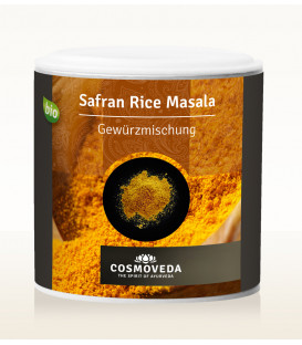 Przyprawa do ryżu z szafranem Saffron Rice Masala 80g Cosmoveda