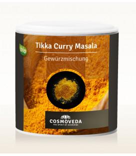 Mieszanka ORGANICZNYCH przypraw do kurczaka Tikka Curry Masala 80g Cosmoveda